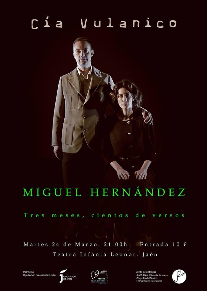 MIGUEL HERNÁNDEZ | TRES MESES CIENTOS DE VERSOS