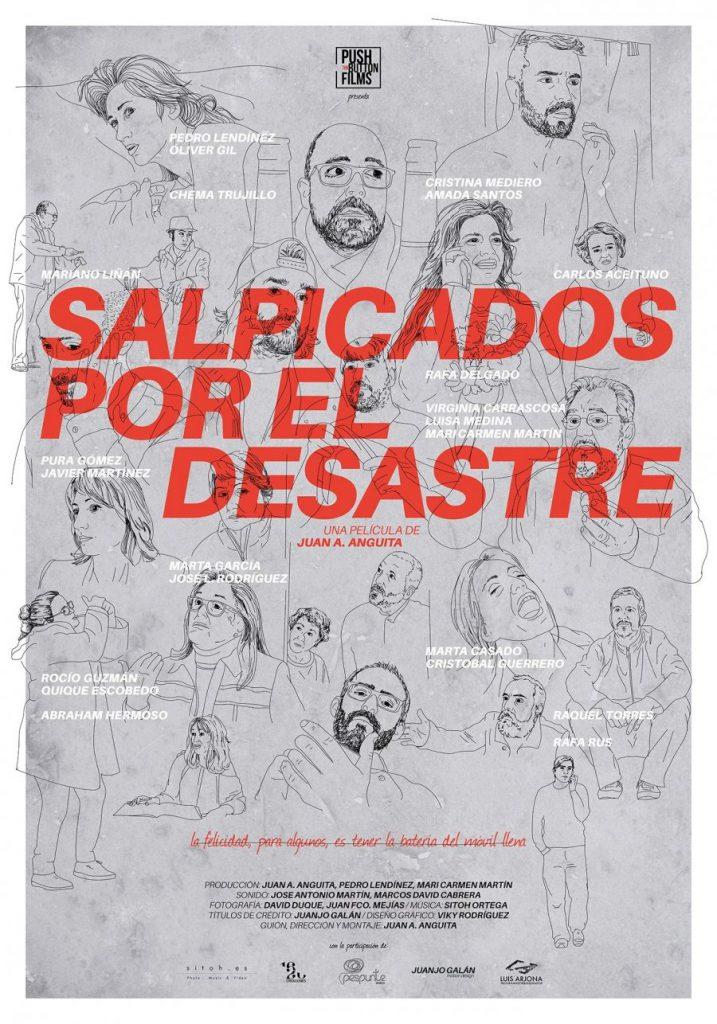 «SALPICADOS POR EL DESASTRE»